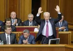 Чтобы отправить Азарова в отставку, оппозиции нужно еще 9 голосов в Раде