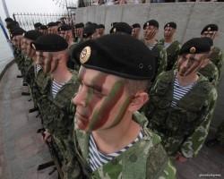Россия бравирует в Крыму боевыми пловцами-диверсантами