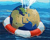 Ученые США предложили эффективный способ борьбы с глобальным потеплением