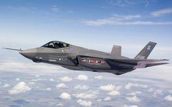 Пентагон запретил полеты бомбардировщиков F-35