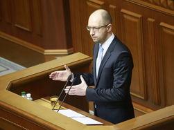 Санкции Запада имеют действенное давление на РФ – Яценюк