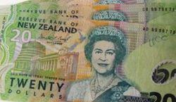 Новозеландец вырос к курсу доллара на 0,09% на Форекс перед решением ФРС и РБНЗ