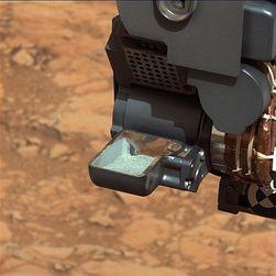 На Марсе Curiosity обнаружил породы, характерные для Земли