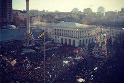 Убытки от Евромайдана – 14 млн. гривен. Попов оценивал во много раз больше