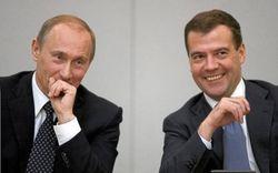 Рост доходов Путина и Медведева в 2 раза объяснили повышением их зарплат