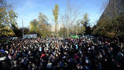В Бирюлево направлены дополнительные силы полиции