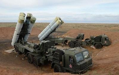 ВКрыму планируется развернуть дополнительные ЗРС С-400