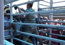 Почему силовики Узбекистана переведены на усиленный режим несения службы