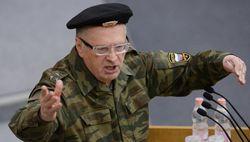 Обвинения в адрес России Жириновский назвал «наглостью»
