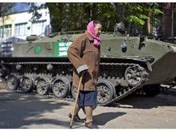 Как выжить 700 тысячам пенсионеров Донбасса в зоне боевиков