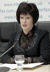 Омбудсмен Лутковская лично увидела, что больницы Киева переполнены ранеными