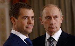 Президент и премьер-министр России