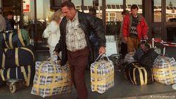 Этнические немцы вновь побежали из России на историческую родину