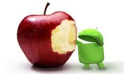 Мобильный рынок в текущем году поделят Android и iOS