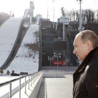 Путин недоволен инспекцией олимпийского Сочи