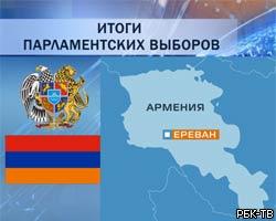 Каковы предварительные итоги выборов в Армении?