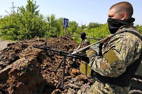 Всубботу боевики обстреляли позиции ВСУ 13 раз