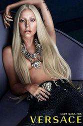 Для рекламы бренда Versace Леди Гага снялась в стиле ню