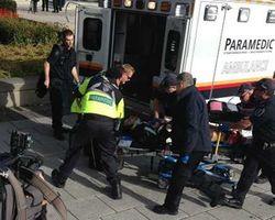 В центре столицы Канады неизвестный открыл стрельбу, убив солдата