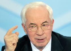 Азаров призвал украинцев к перемирию пока не закончится Олимпиада в Сочи