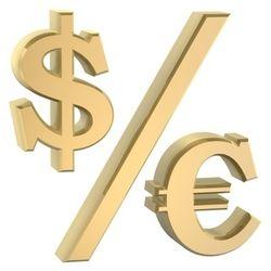 Курс евро на Forex продолжает снижение к доллару в понедельник во второй половине дня