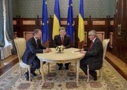 Главные успехи были достигнуты в кулуарах саммита Украина-ЕС – СМИ
