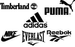35 популярных брендов и продавцов одежды в сентябре 2014г. в Интернете