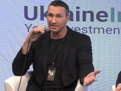 Украину хотят все: о чем говорил Кличко на форуме в Давосе