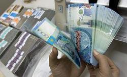 Курс тенге на Форекс снизился к евро и фунту