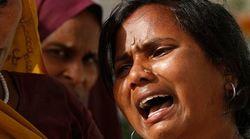 Массовая давка на празднике Дурга-Пуджа в Индии - последствия
