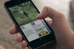 Первый выпуск новостного приложения Facebook выйдет 3 февраля