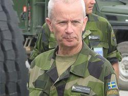 Шведы обеспокоены слухами о возможной военной атаке России