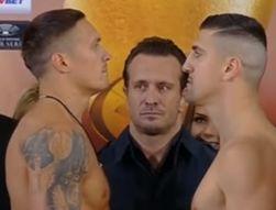 Александр Усик сразится за бриллиантовый пояс WBC