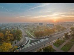 В YouTube опубликовано видео самого быстрого ремонта дорог в Украине
