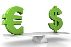 Трейдеры определили перспективы курса евро к доллару в долгосрочной перспективе