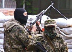 """На блокпостах в Славянске сепаратисты установили комплексы """"Фагот"""""""
