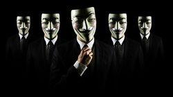 Хакеры из Anonymous выложили в Интернет секретные данные таможни Украины