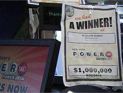 В США обладатель миллиона так и не пришел за своим выигрышем в лотерею