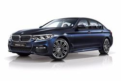 Удлиненная пятерка BMW только для Китая
