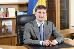 Глава Донецкой области А. Шишацкий