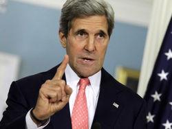 Керри пригрозил России за агрессию в Крыму экономической изоляцией