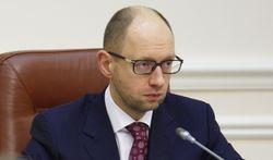Яценюк: боевики намеренно разрушают значимые объекты Донецка