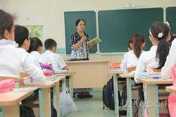 Учителя в Сергели превратились в чернорабочих