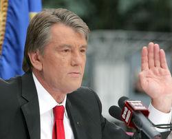 Виктор Ющенко присоединится к Евромайдану, если СА не подпишут