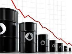 Цены на нефть преодолели новый минимум