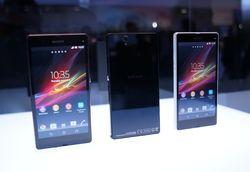 В Сети засветился концепт Sony Xperia Z4