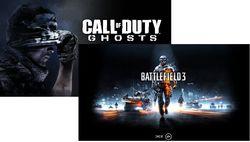 Названы самые популярные игры-стрелялки октября: Battlefield и Call of Duty – лидеры