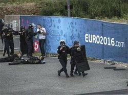 Как будут обеспечивать безопасность на Евро-2016