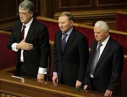 Экс-президенты Украины поддержали движение страны в НАТО