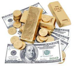Золото и доллар дешевеют